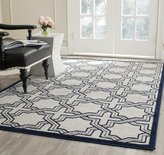 Safavieh Amherst Collection AMT413M Indoor/Outdoor Area Rug, 8 Feet by 10 Feet