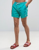 HUGO BOSS BOSS By Lobster Swim Short In Green
