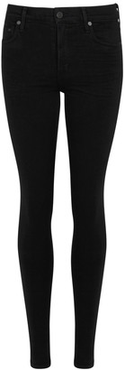 Citizens of Humanity Rocket Black Skinny Jeans