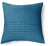 Amity Home Base Camp Square Throw Pillow in Blue