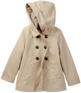 Joe Fresh Trench Coat (Toddler & Little Girls)