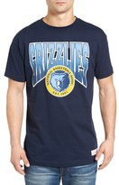 Mitchell & Ness Grizzlies Graphic T-Shirt