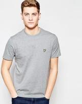 Lyle & Scott Vintage T-shirt With Eagle Logo
