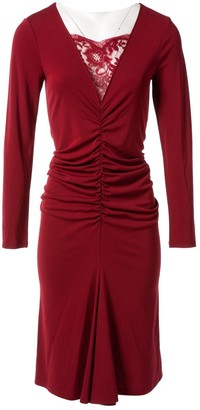 ALICE by Temperley Red Viscose Dresses