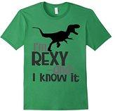 Dinosaur Shirt T-Rex Daddy Matching Son Daughter Kids Dad