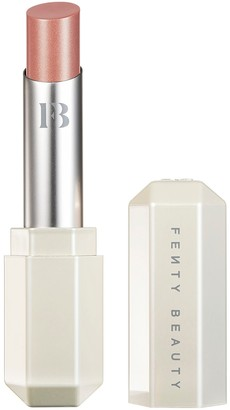 Fenty Beauty Slip Shine Sheer Shiny Lipstick - Colour Makeout Breakout
