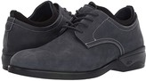 Johnston & Murphy Waterproof XC4(r) Elkins Casual Plain Toe Oxford (Navy) Men's Shoes
