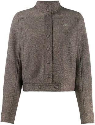 Courreges Iconic logo jacket