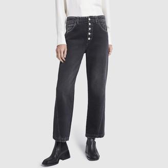 Amo Dock Pant High-Rise Wide Leg