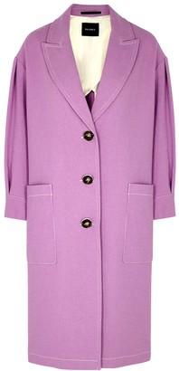 Palones Lilac Cotton-blend Coat