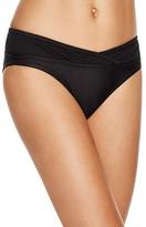 Profile Blush by Gottex Caught In The Net V Bikini Bottom