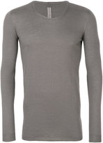 Rick Owens crew neck jumper - men - Cashmere - S
