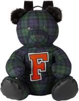 FENTY PUMA by Rihanna Plaid Bear Mascot Backpack
