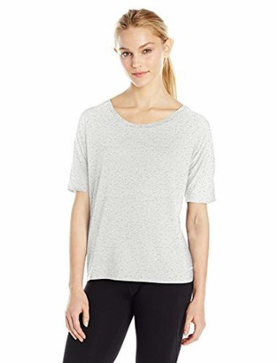 Spalding Women's Basic Cross Back Tee