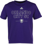 adidas Little Boys' Orlando City SC Club Authentic T-Shirt