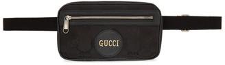 Gucci Black Off The Grid ECONYL Eden Belt Bag