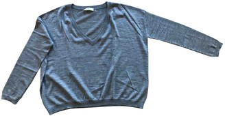 BA&SH Grey Wool Knitwear for Women