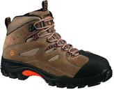 Wolverine Men's Hudson Mid Cut Slip Resistant Hiker Steel Toe