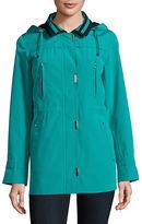Gallery Plus Lightweight Hooded Jacket