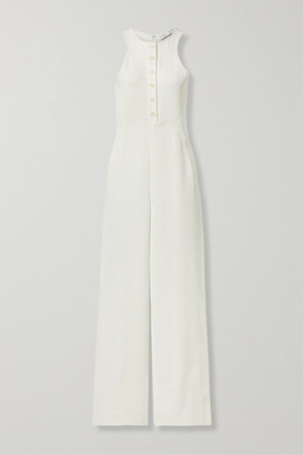 Proenza Schouler White Label - Pique Jumpsuit - Ivory