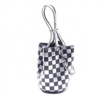 Alexander Wang Roxy Metallic Leather Clutch bags