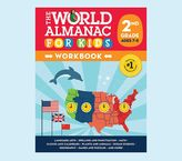 Pottery Barn Kids World Almanac Workbook - 2nd Grade