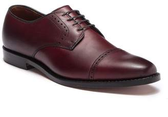 Allen Edmonds Clifton Leather Cap Toe Oxford