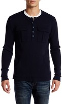 Rogue Thermal Long Sleeve Henley Tee