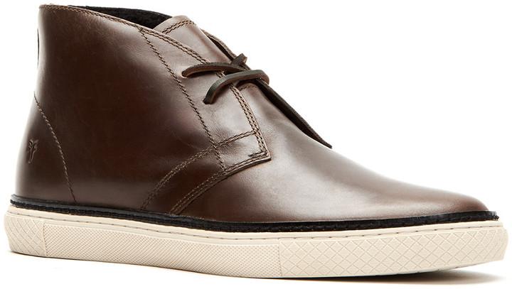 Frye Essex Leather Chukka Boot