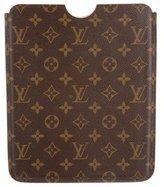 Louis Vuitton Monogram iPad 2 Case