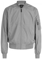 Alpha Industries Ma-1 Reflective Shell Bomber Jacket