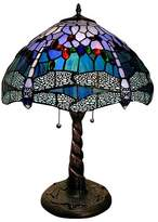 Tiffany & Co. Warehouse of  Style Dragonfly Lamp