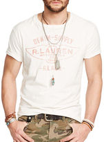 Denim & Supply Ralph Lauren Cotton Graphic Tee