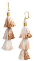 Shashi Women's Tassel Drop Earrings