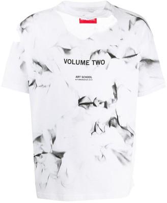 Art School Volume Two print T-shirt