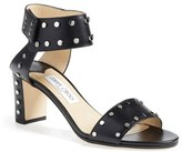 Jimmy Choo Women's 'Veto' Studded Sandal