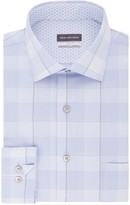 Van Heusen Men's Air Fitted Spread-Collar Dress Shirt