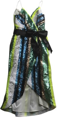 Aidan Mattox Glitter Dress for Women
