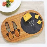 Cathy's Concepts Cathys concepts Monogram Cheese Board Set