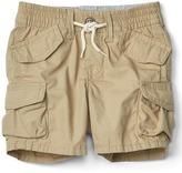 Gap Poplin beachcomber shorts