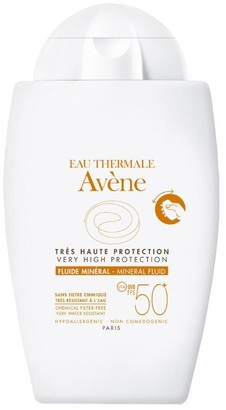 Eau Thermale Avene Tinted Mineral Fluid Spf50 40Ml