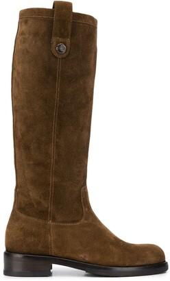 Alberto Fasciani Calf-Length Boots