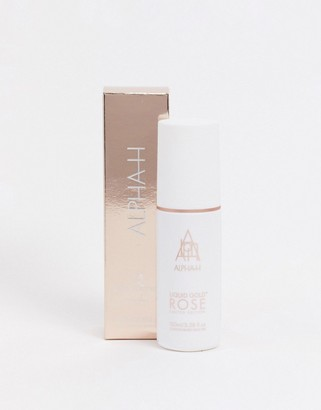 Alpha-h Limited Edition Liquid Gold Rose