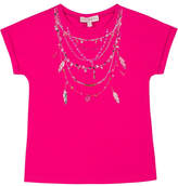 Lili Gaufrette Necklace Shirt