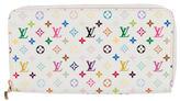 Louis Vuitton Multicolore Zippy Wallet