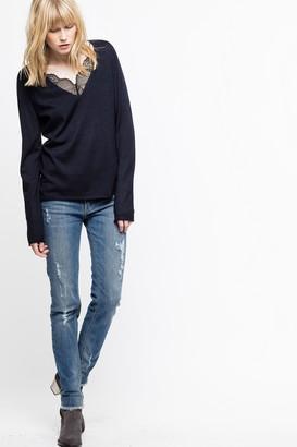 Zadig & Voltaire Nosfa Bis M Sweater