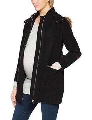New Look Women's 5262618 Maternity Coat