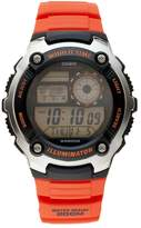 Casio Men's World Time Digital & LC Analog Watch