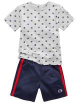 Champion 2-Pc. Printed T-Shirt & Shorts Set, Little Boys