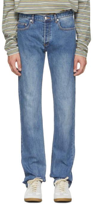 A.P.C. Indigo New Standard Jeans